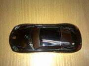 Porsche X977 имеет полностью металлический корпус.  Стильный и качеств