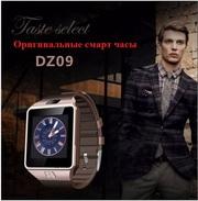 Elough DZ09 Smart Watch Bluetooth Смарт часы Поддержка Sim карт