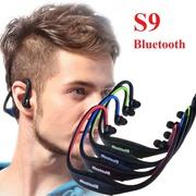 Epik S9 Спортивные Bluetooth Наушники водонепроницаемые беспроводные